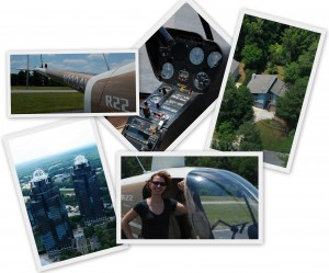 Helicopter - First Flight Collage