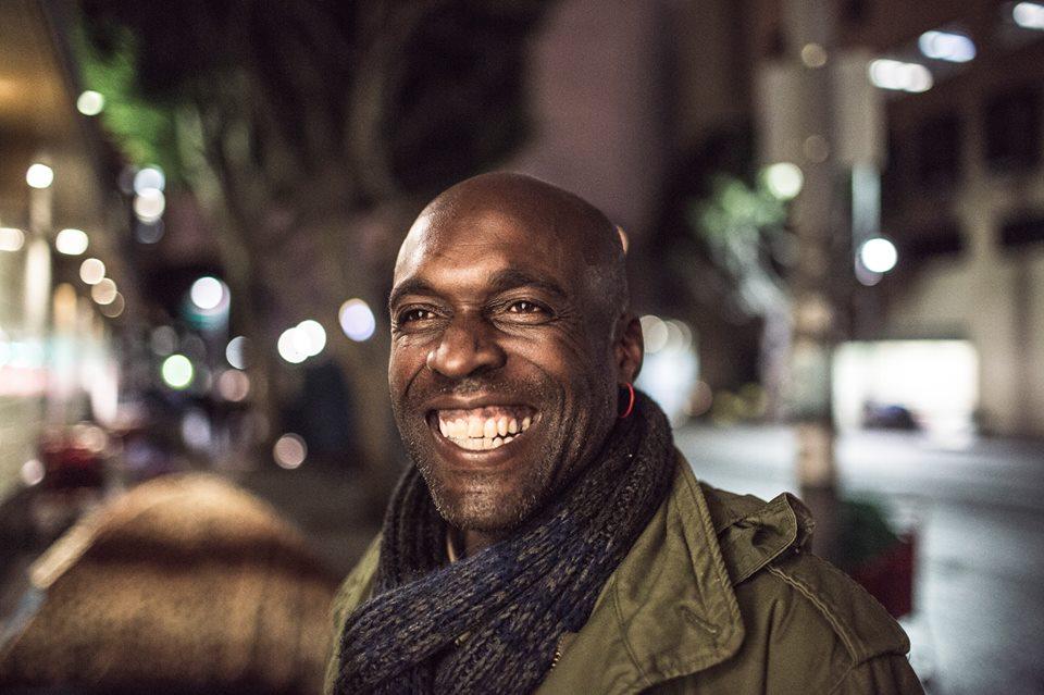 Curtis (volunteers, motivational speaker)