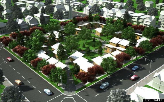 Tiny House Village 2