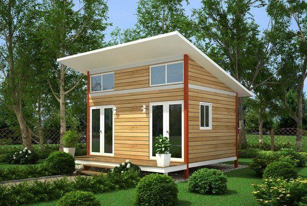 Tiny House - platform
