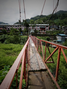 Banaue Hanging Bridge