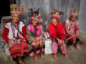 Banaue Ifugao Women