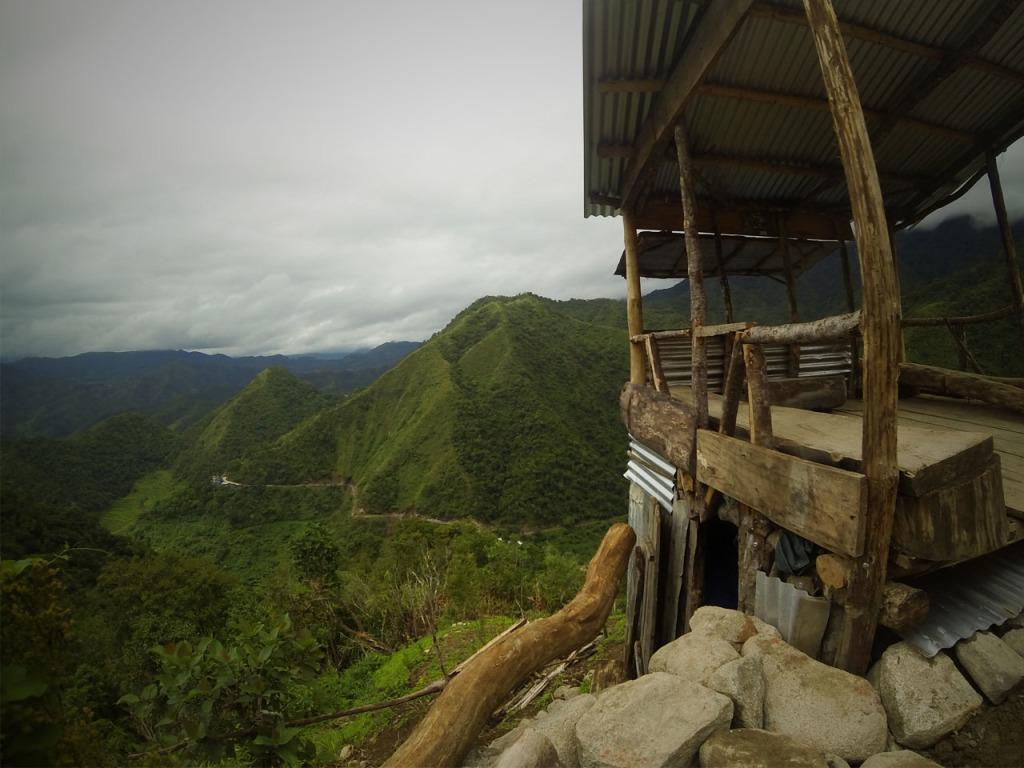 Batad Hike Lookout