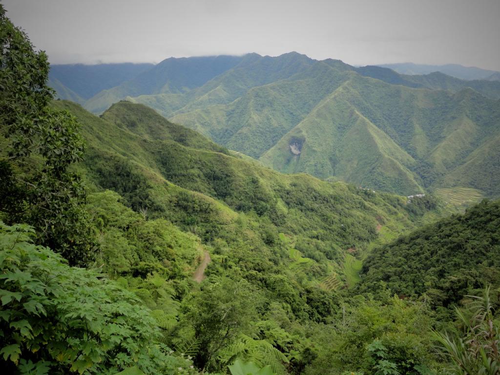 Hike to Batad