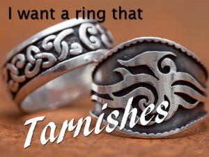 A Ring That Tarnishes