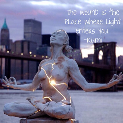 Where the Light Enters You (Rumi)